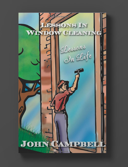 Lessons in Window Cleaning book cover by John Writer Campbell